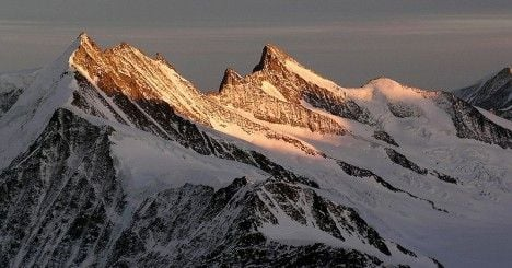 Swiss climber falls to his death on birthday hike