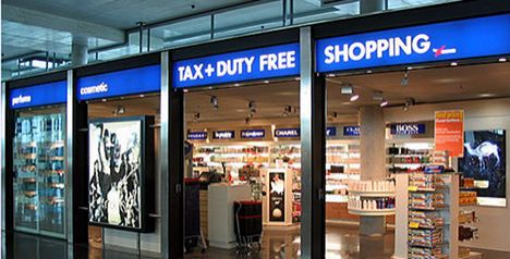 Duty-free shopping to be allowed on arrival