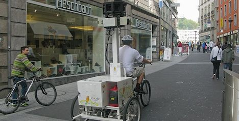 Google: Swiss ruling could close Street View