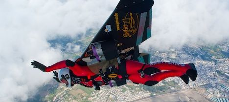 'Jet Man' to take on the Grand Canyon