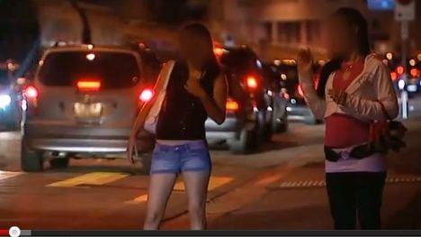 Hungarian sex workers flooding to Zurich