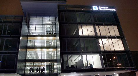 US probes Swiss bank ZKB over tax evasion