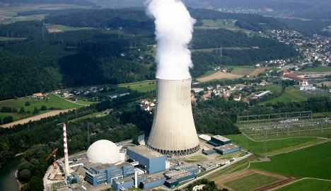 Nuclear plant phase-out gets Swiss go-ahead