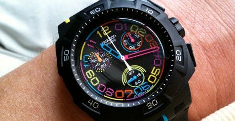 Judge backs Swatch over Bloomberg lawsuit