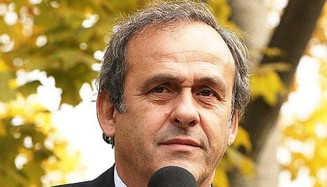 Platini will have to testify: FC Sion