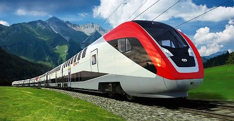 Security officers to patrol Swiss trains with guns