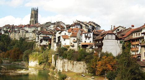 Fribourg booming despite Swiss franc woes