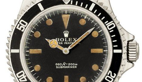 James Bond watch sells for $198,000