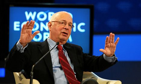 Davos supremo wants new model for capitalism