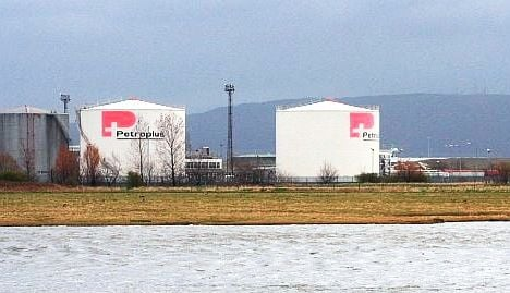 Swiss firm Petroplus to sell French refinery