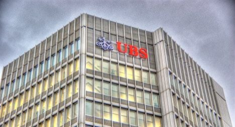 Investment arm pushes down UBS profits