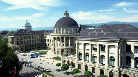 Zurich ranked world's 7th best place to study