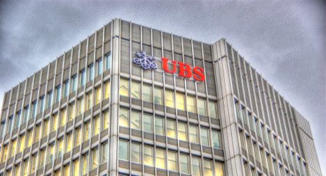 UBS suspends traders amid probe: report