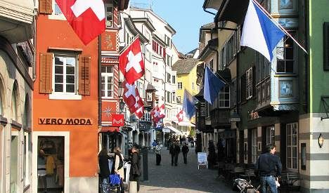 Zurich is world's most expensive city: survey