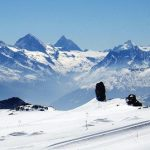 Avalanche sparks search at Swiss resort
