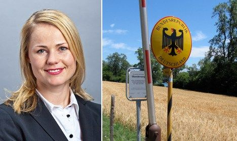Germans cancel Swiss trips after MP's outburst