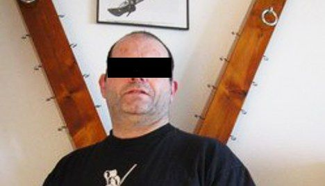 Sadist 'sorry' for offering cannibals mum and girl
