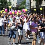 Thousands march at Zurich gay pride festival