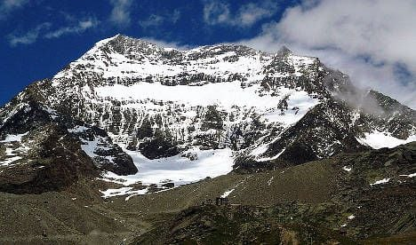 Five German climbers die in Alpine accident