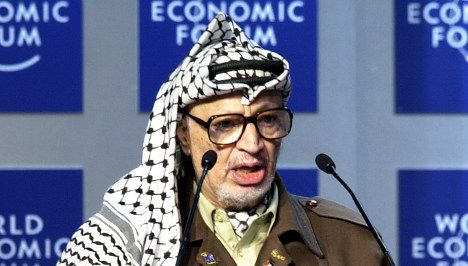 Test Arafat for poisoning: Abbas to Swiss experts