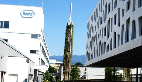Roche profits tumble in first six months of 2012