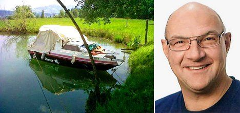 Body could be missing boater