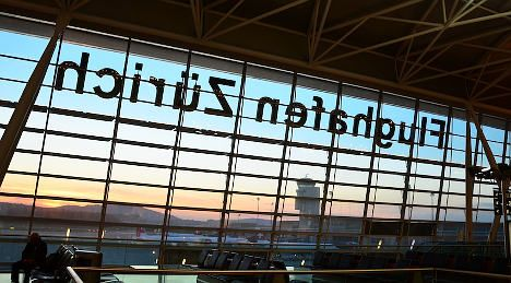 Swiss and Germans seal Zurich airport noise deal
