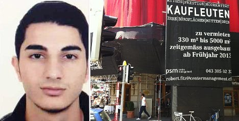 Police put out warrant for Zurich stabbing suspect