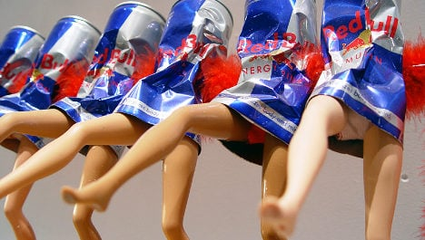 UBS 'seducing' kids with Red Bull