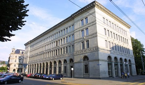 Swiss central bank buys eurozone debt: S&P