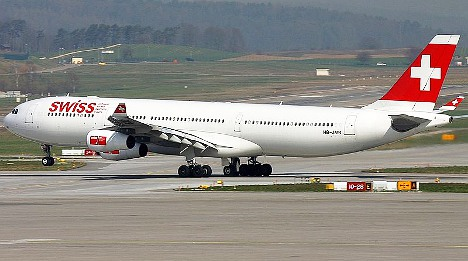 Fight forces China-bound plane back to Zurich