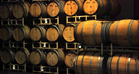 Cheap imports put Swiss winemakers over barrel