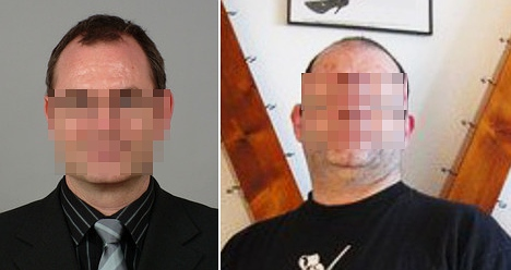 Cannibal-case cop fined for hard-core porn