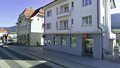 Police stumped by third Bernese bank robbery