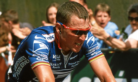 Armstrong paid Swiss firm for dope: report