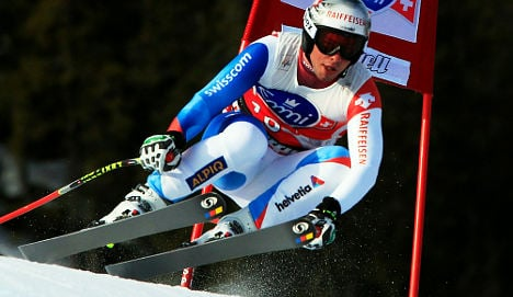 Skier Feuz to make late fitness call