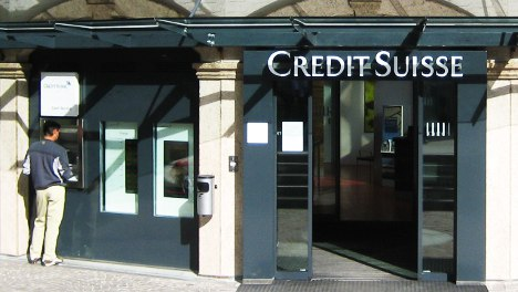 New York state sues Credit Suisse for fraud