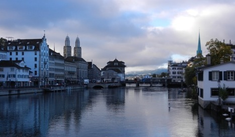 Three Swiss cities in quality of life top ten