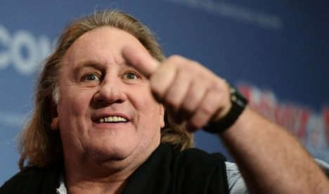 Young Swiss liberals hail Depardieu's tax move