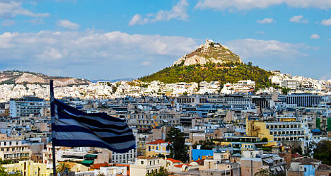 Athens to crack down on Swiss bank tax evaders