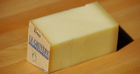 Holes in approval for French Gruyère cheese