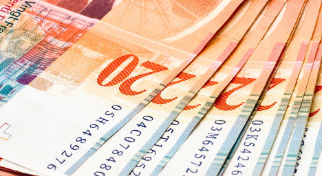 Swiss franc could fall further, analysts say