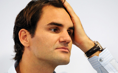 Fired-up Federer has no plans to 'fizzle out'