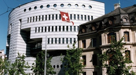 Swiss-based bank group eases crisis rules