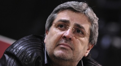 Chechen ex-football club owner faces expulsion