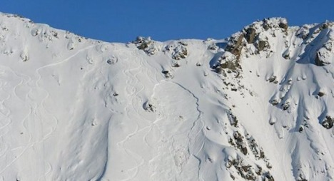 Second avalanche victim dies from injuries