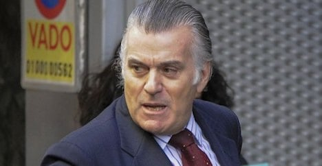 Spanish corruption case linked to Swiss account