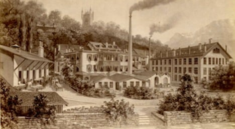 Nestlé feting 150 years with heritage project