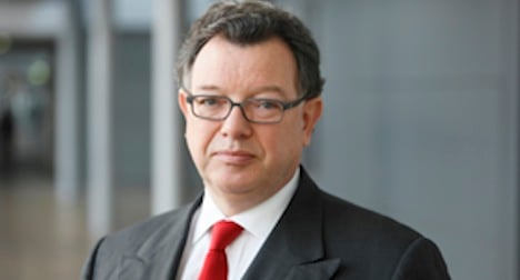 Head of German bourse nominated to UBS board