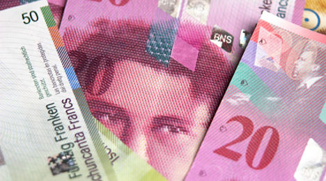 Swiss money really is dirty: UK scientists
